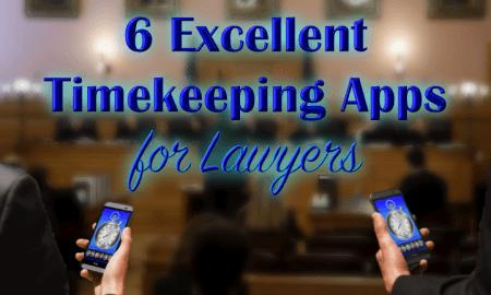 iTimeKeep Named Best Timekeeping App for Lawyers