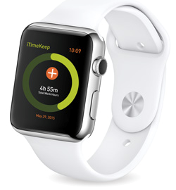 [Press Release] Bellefield Systems Announces iTimeKeep for the Apple Watch