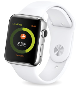 Apple Watch press release