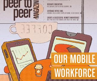 ILTA Peer to Peer:  The Mobile Workforce