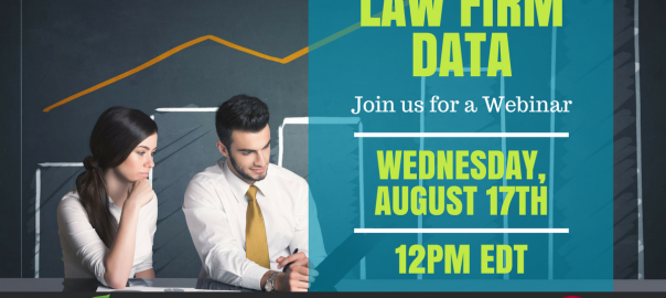 [Webinar] Law Firm Data:  The Shortest Path to Revenue