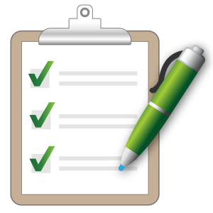Policy Checklist