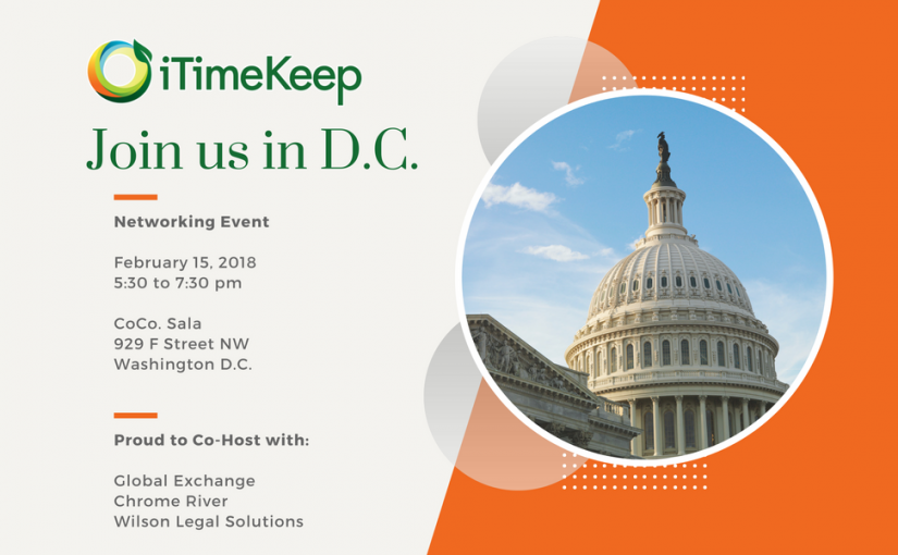 Networking Event – Washington, DC