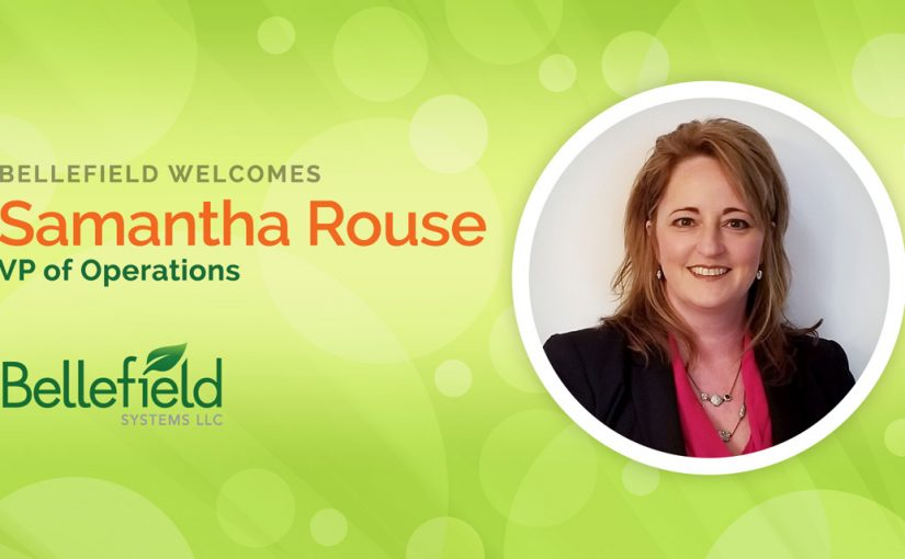[Press Release]Bellefield Appoints Samantha Rouse as Vice President Operations
