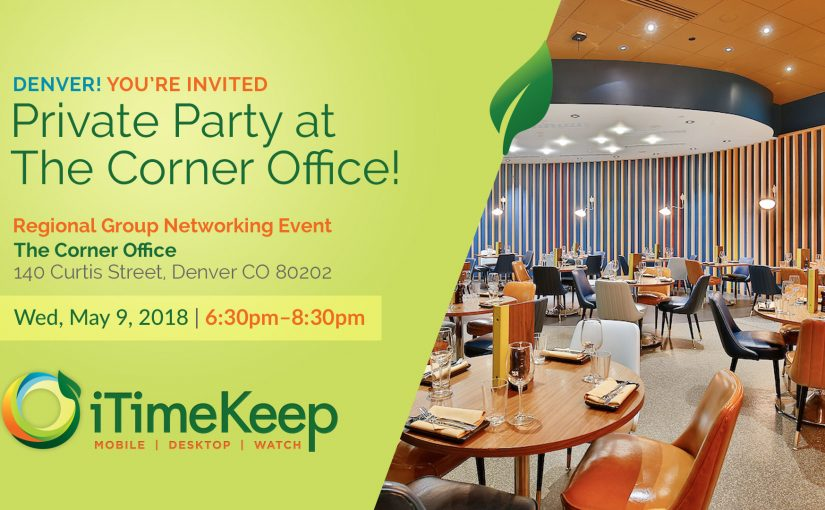Regional Group Networking Event – Denver, CO