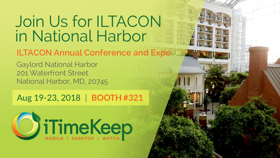 ILTACON 2018 – National Harbor, MD