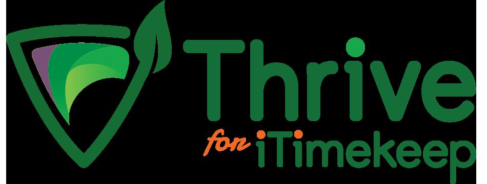 Thrive for iTimeKeep