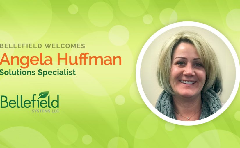 Bellefield Welcomes Angela Huffman as Solutions Specialist