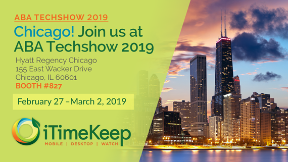 ABA Techshow 2019 – Chicago, IL