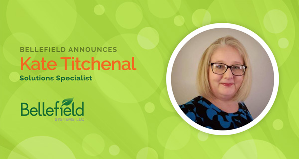 Bellefield Welcomes Kate Titchenal as Solutions Specialist
