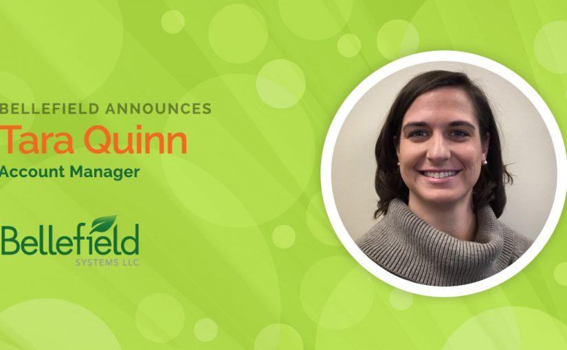 Bellefield Welcomes Tara Quinn as Account Manager