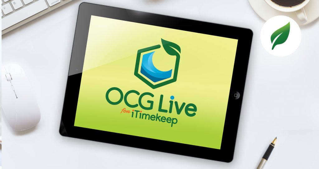OCG Live for iTimekeep