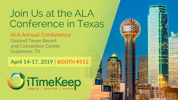 ALA Annual Conference 2019 – Grapevine, TX